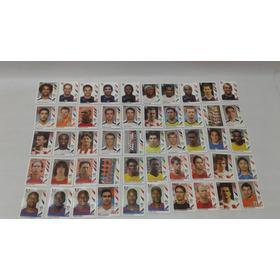 Figurinhas Copa Do Mundo 2006 Sem Repetição. 200 Figurinhas.