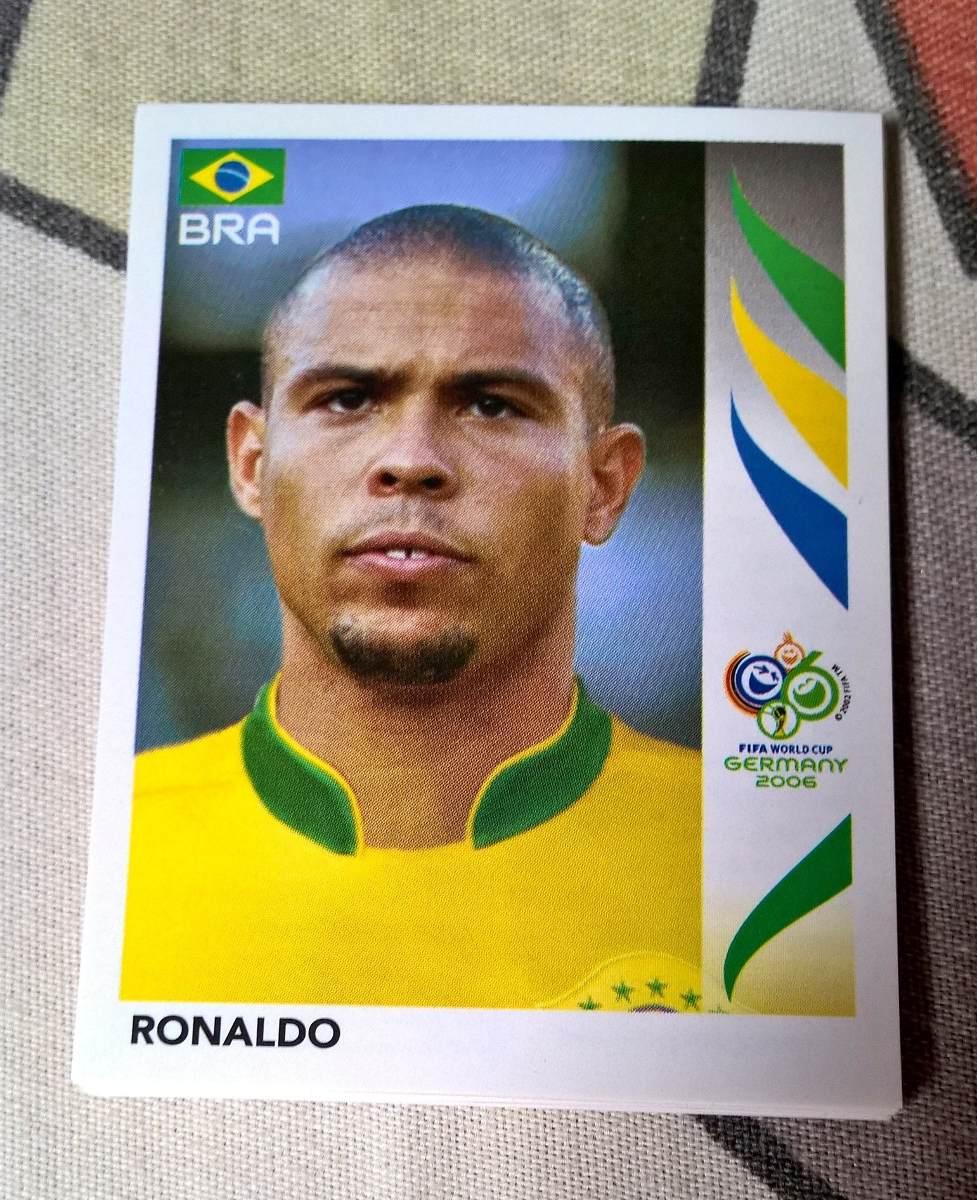 Panini WORLD CUP 2006-Roberto Carlos Brasil Nº 385