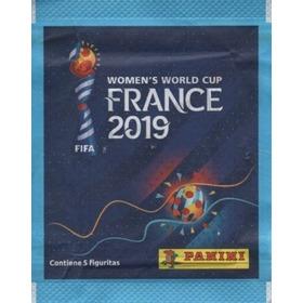 Figurinhas Mundial Feminino 2019