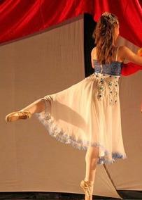 2d1e8ddbfa Figurino Ballet Infantil - Vestidos Femininas no Mercado Livre Brasil