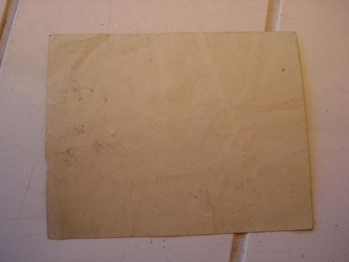 figurita del album tapita 1965 - n.210 la mosca