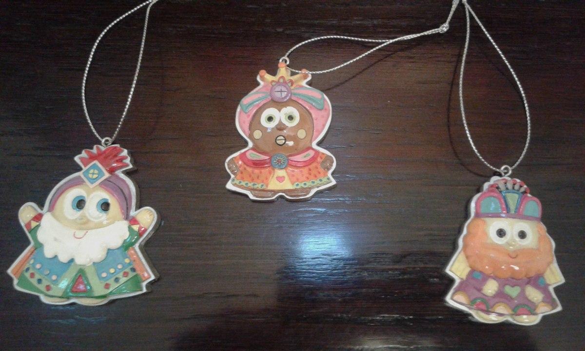 Figuritas colgantes para rbol de navidad 10 figuras for Colgantes para arbol de navidad