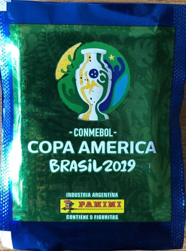 figuritas copa américa 2019 /50 sin repetir