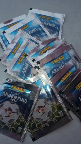 figuritas de futbol argentino 2016 pack por 25