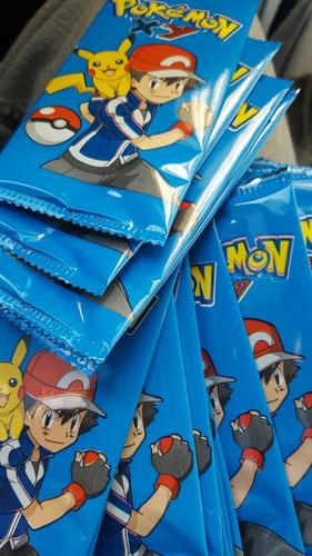 figuritas de pokémon go xy pack por 25 sobres