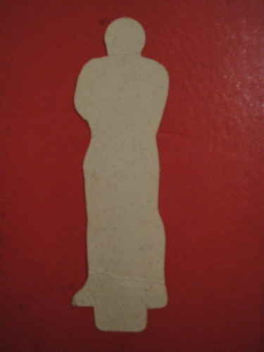 figuritas idolos 1969 silueta estudiantes lp aguirre suarez