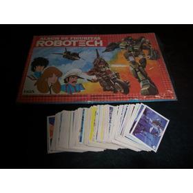 Figuritas Robotech Año 1985 / 86