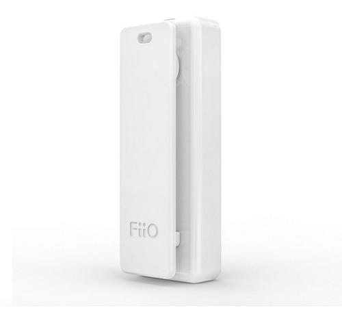 fiio ubtr receptor bluetooth dac y amplificador - stock