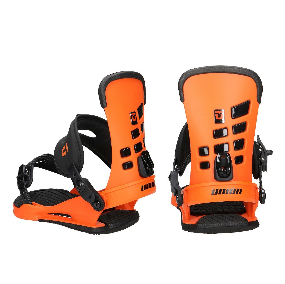 Union STR Fijaciones para Tabla de Snowboard para Hombre