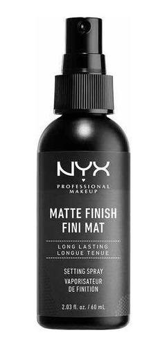 fijador sellador de maquillaje nyx spray