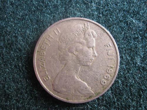fiji 10 cent 1969