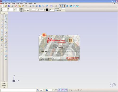 fikus visualcam 16.1 español cnc-cam ¡sencillo y poderoso!
