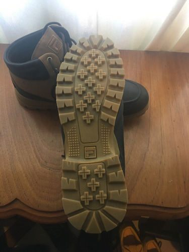 fila botas waterproof