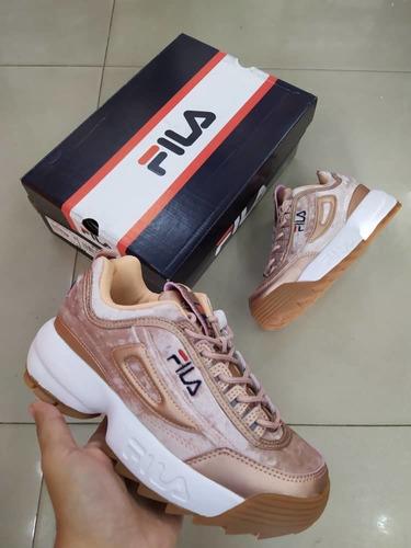 fila deportivos zapatos