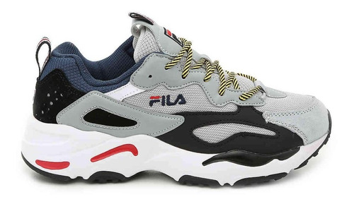 fila ray tracer gris