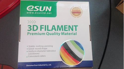 filamento 3d alta calidad