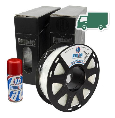 filamento 3d nylon max® 2 x 1kg +spray +envío :: printalot