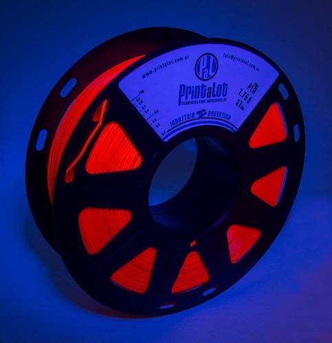filamento abs + pla +  spray :: printalot
