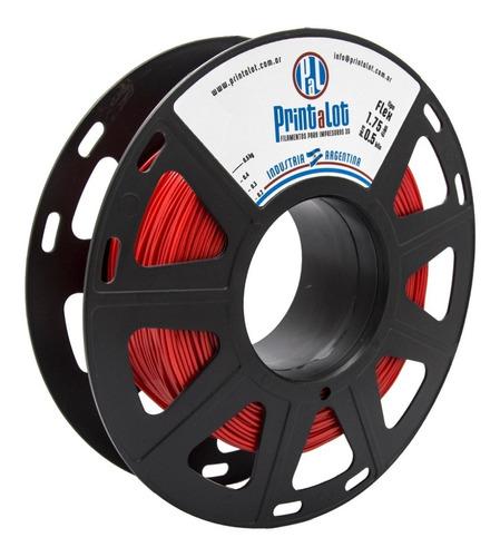filamento flex 2x 500 gr + spray + envío gratis :: printalot