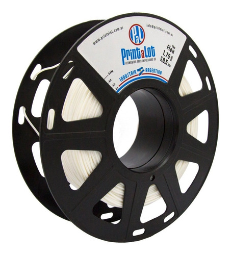 filamento flex 3x 500 gr + spray :: printalot