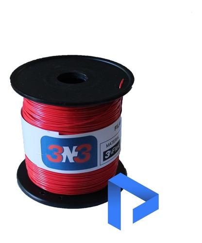 filamento flexible 1.75mm 3n3 flex 1/2 kg - colores
