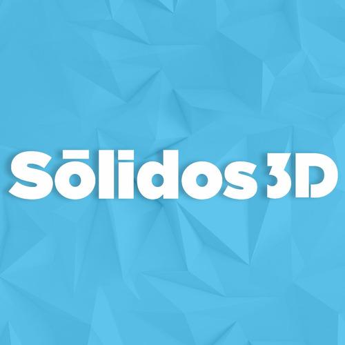 filamento impresora 3d printalot   abs 1kg   sólidos 3d