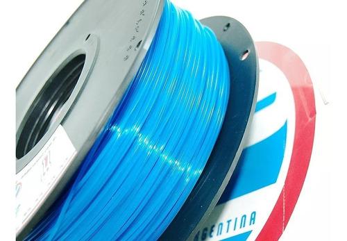 filamento impresora 3d printalot   pet-g 1kg   sólidos 3d