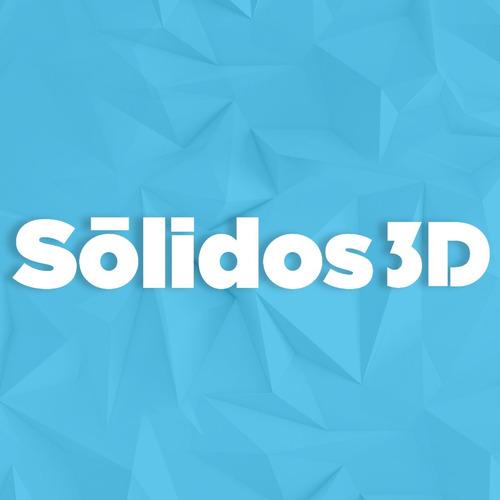filamento impresora 3d printalot | pla 1kg | sólidos 3d