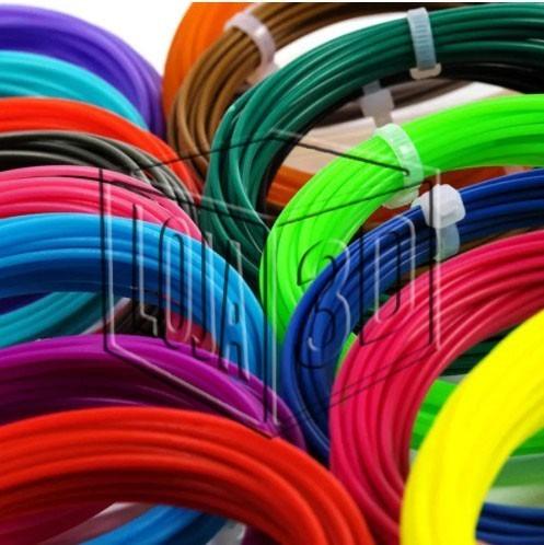 filamento para caneta 3d - abs pro - lg - loja 3d - 10 x 5m