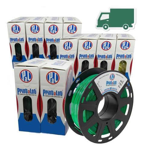 filamento petg 10 x 1kg + envío gratis :: printalot