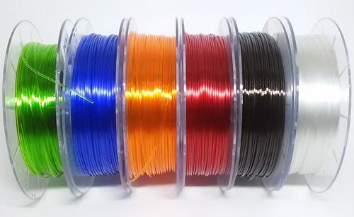 filamento petg 1,75 mm | 500g | roxo translucido