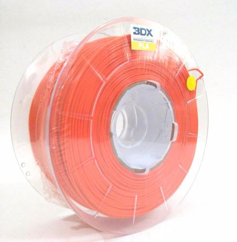 filamento pla 1,75 mm | 1kg | laranja