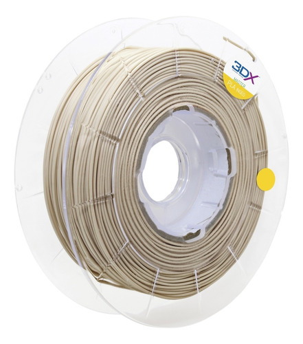 filamento pla 1,75 mm | 500g | areia (bege)