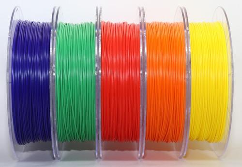 filamento pla 1,75 mm | 500g | verde limão