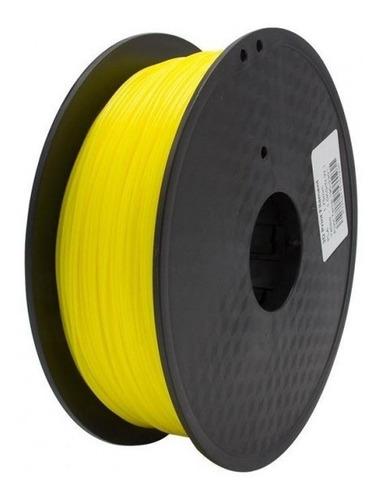 filamento pla amarillo 1kg importado impresora 3d 1.75mm