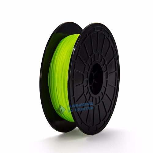 filamento  pla amarillo  (rollo 600 gramos)  - impresora 3d