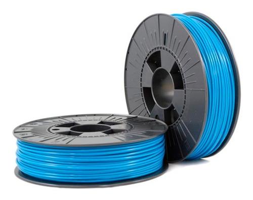 filamento pla azul 1kg importado impresora 3d 1.75mm blue