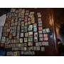 Lote De 135 Estampillas Diferentes Usadas De Ecuador Sellos
