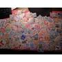 250 Estampillas Chilenas Nuevas Mint Goma Original