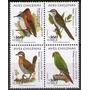 Estampillas Aves Chilena