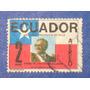Estampilla Ecuador Visita Presid Chile Salvador Allende 1971