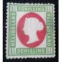 Estampilla Alemania Heligoland Yt N° 9 1873
