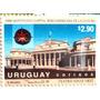 Osl Sello 1548 Uruguay Teatro Solis