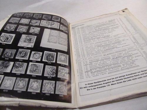 filatelia catalogo wilhelm sellschopp 1983