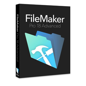 Filemaker Pro 18 Advance 32 Y 64 Bit Licencia 1 Pc / Windows