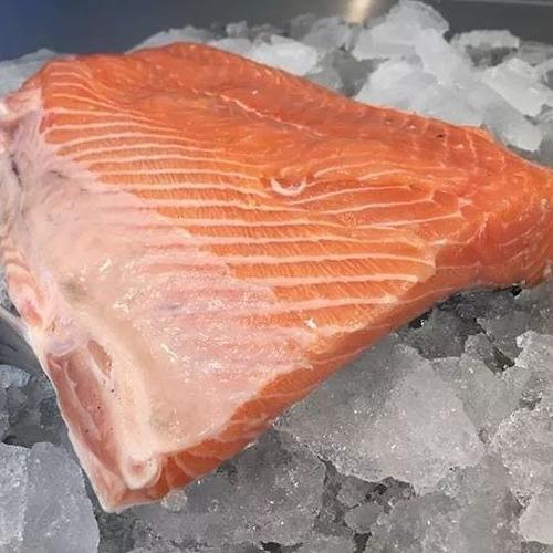 filet de salmón rosado precio por kg