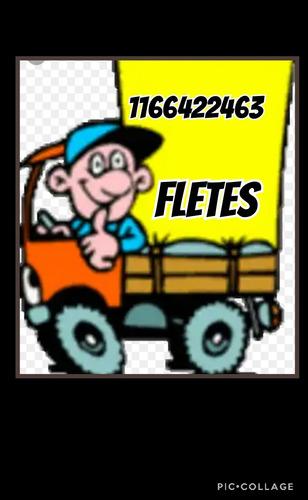filetes mini fletes mudanza