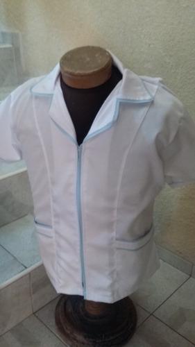 filipina bata medica escolar para negocio