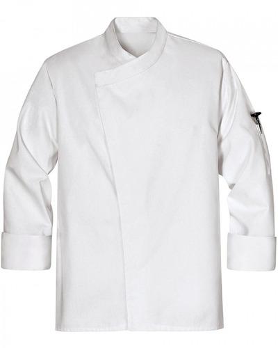 filipina para chef collar cruzado chef designs