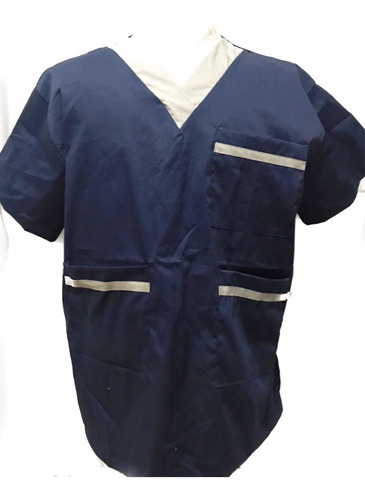 filipina quirurgica unisex colores sólidos y/o estampada